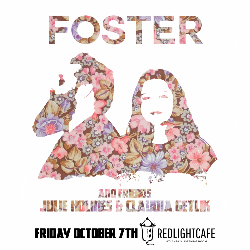 Foster and Friends — October 7, 2017 — Red Light Café, Atlanta, GA
