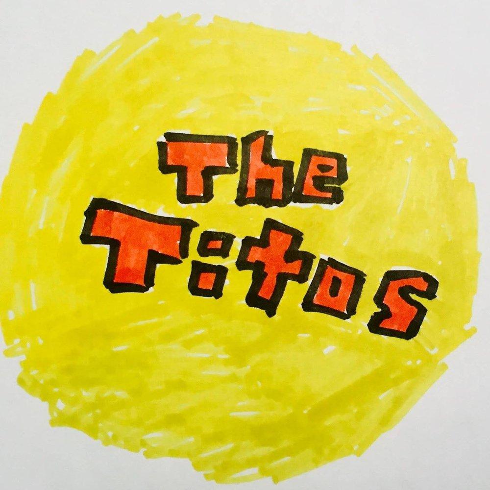 The Titos — January 30, 2018 — Red Light Café, Atlanta, GA