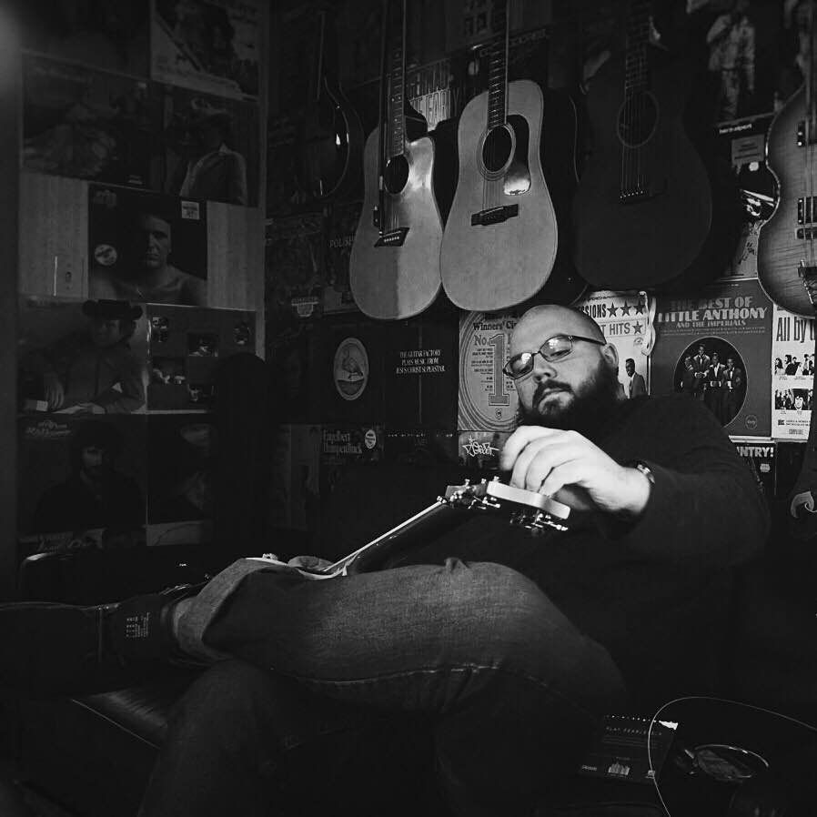 Josh Merritt — January 28, 2018 — Red Light Café, Atlanta, GA