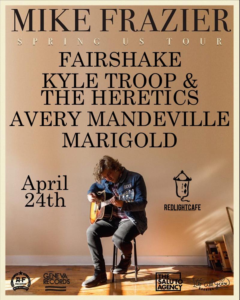 More Than A Spring Fling — April 24, 2018 — Red Light Café, Atlanta, GA
