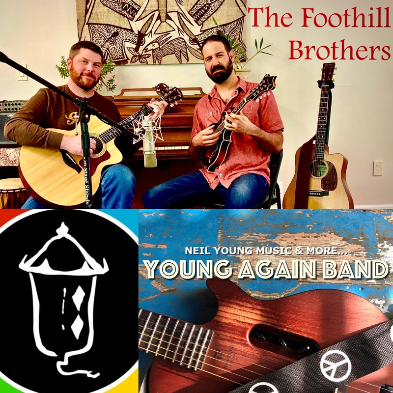 The Foothill Brothers + Young Again Band — August 18, 2018 — Red Light Café, Atlanta, GA