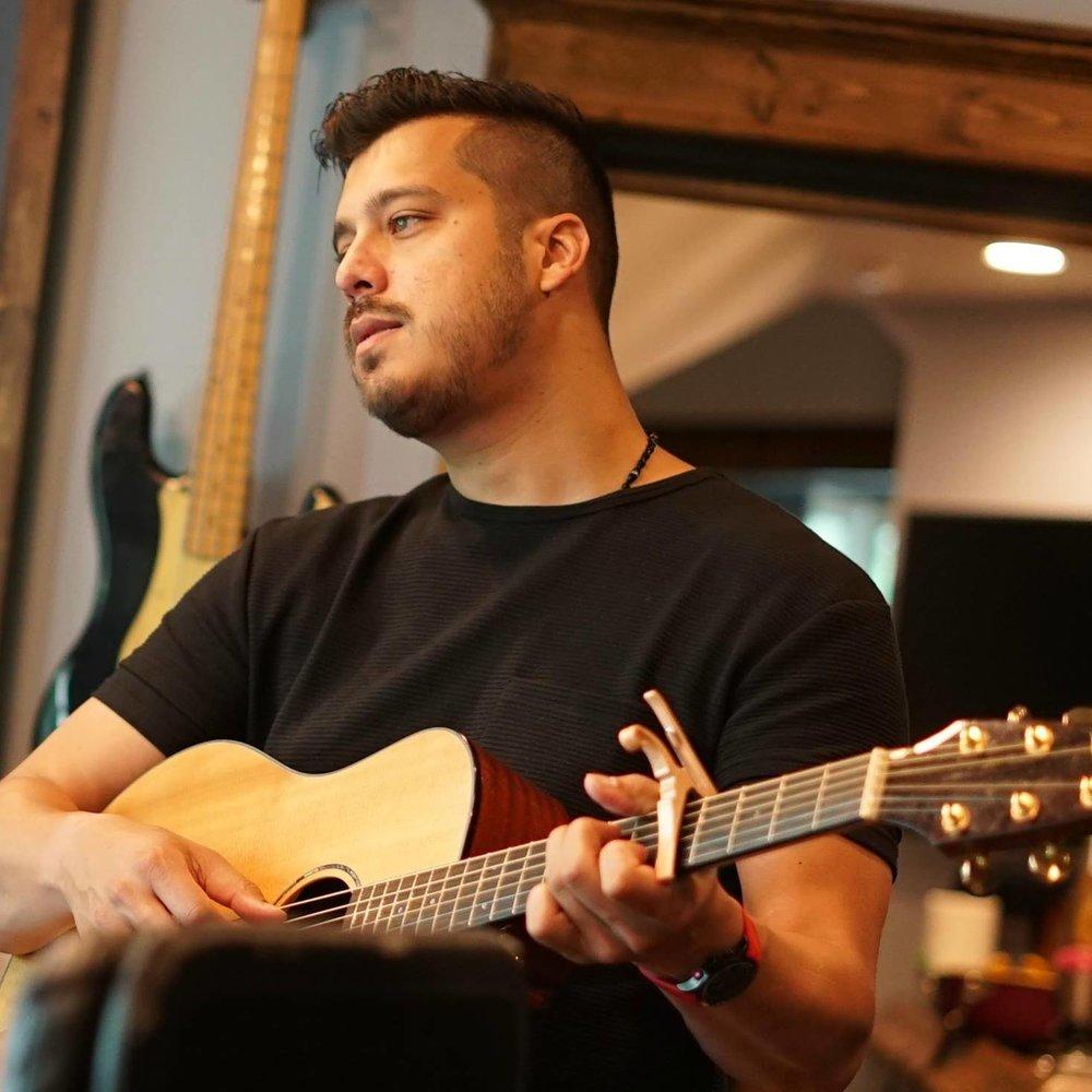 Michael Zaib — September 9, 2018 — Red Light Café, Atlanta, GA