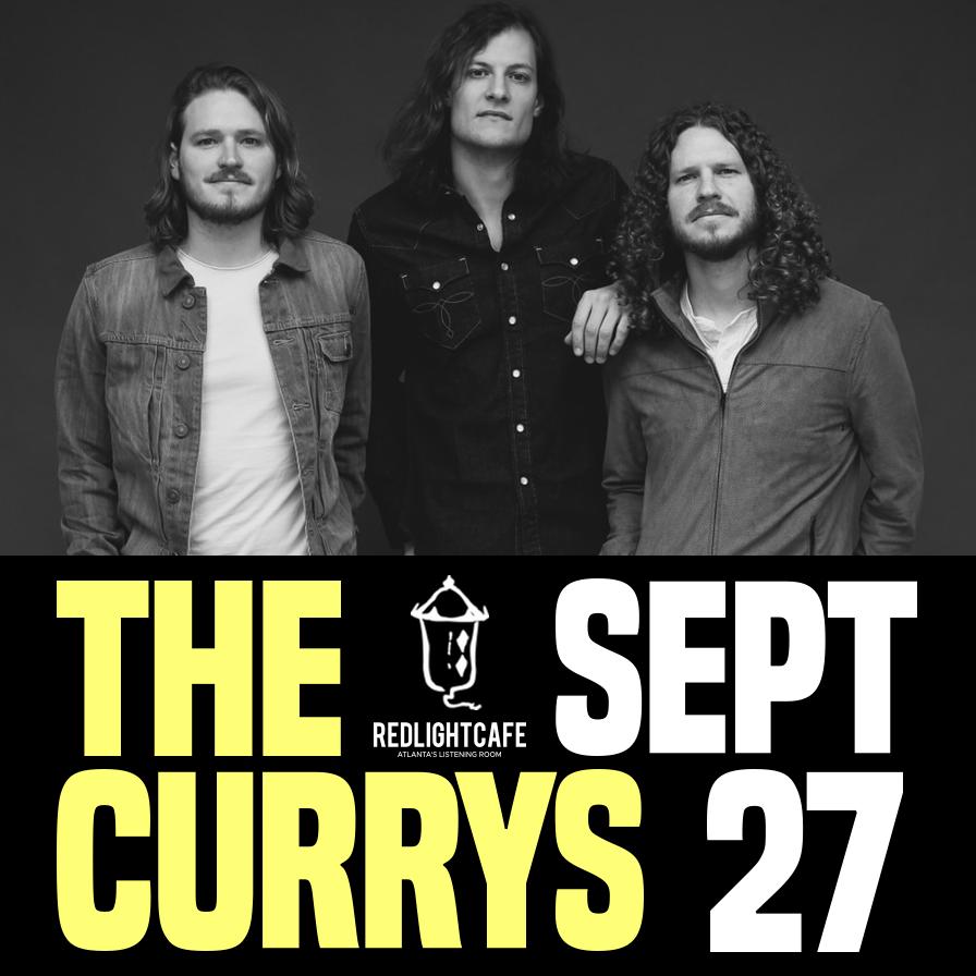 The Currys — September 27, 2018 — Red Light Café, Atlanta, GA