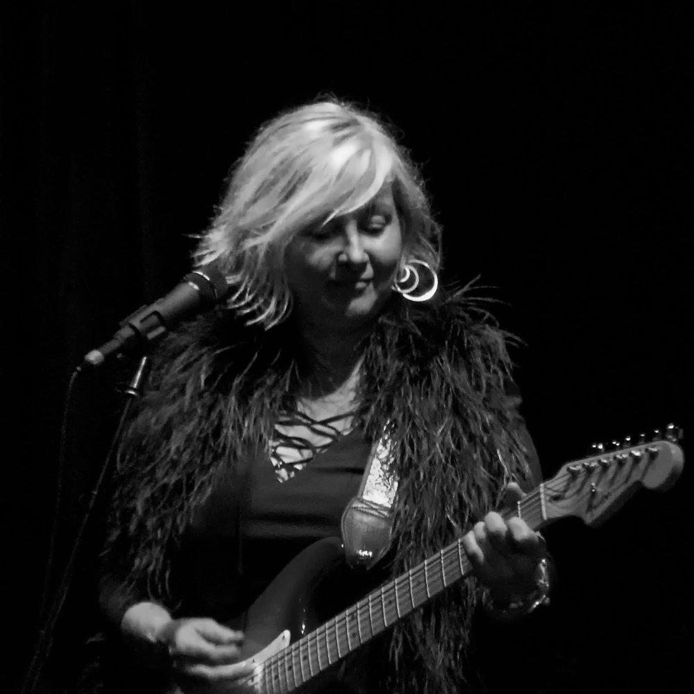 Diane Durrett — October 12, 2018 — Red Light Café, Atlanta, GA