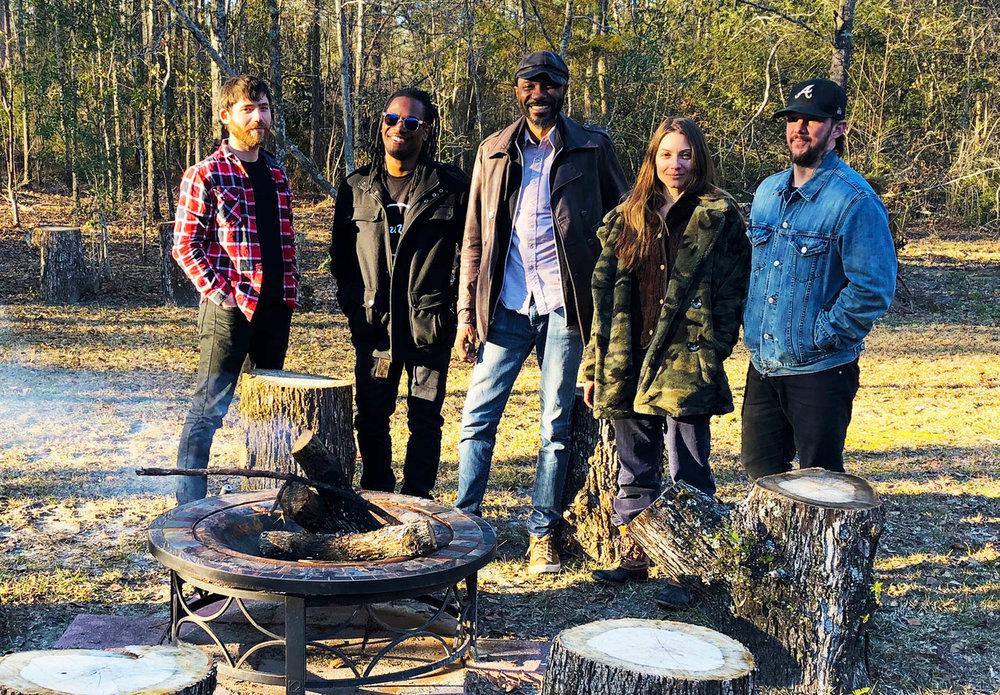 Few Miles South — March 24, 2019 — Red Light Café, Atlanta, GA