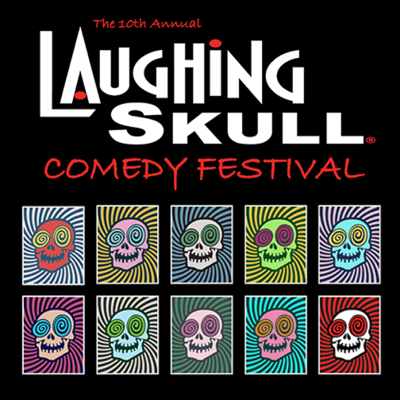 The 10th Annual Laughing Skull Comedy Festival: Friday 8pm Show at Red Light Café — May 10, 2019 — Red Light Café, Atlanta, GA