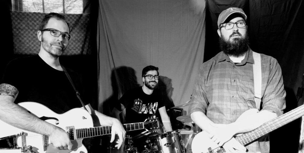 The Tomb Tones — April 12, 2019 — Red Light Café, Atlanta, GA
