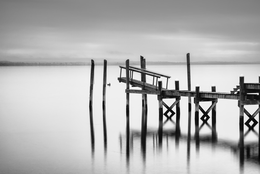 """Silent Jetty"" by Chris Alvanas"