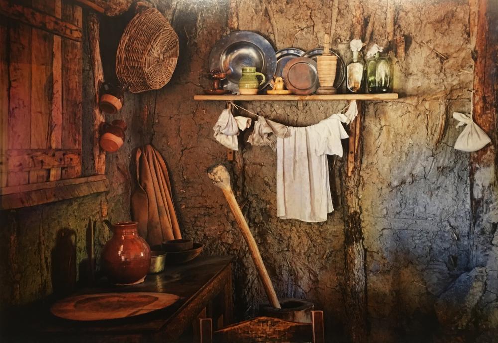 """Pilgrim's Castle, Plymouth, MA"" by Bill Krul"