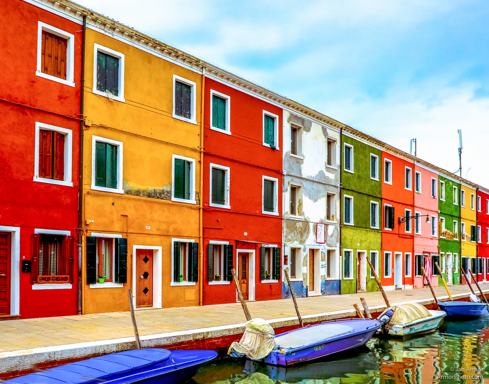 """Burano"" by Robert A. Rabiner"
