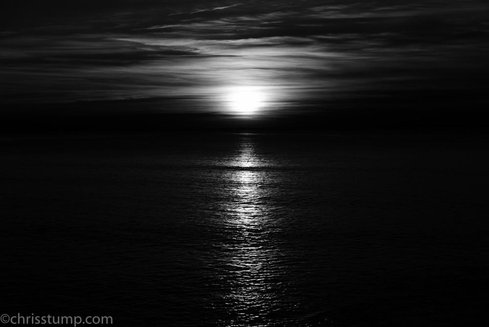"""Untitled (Sunrise)"" by Chris Stump"