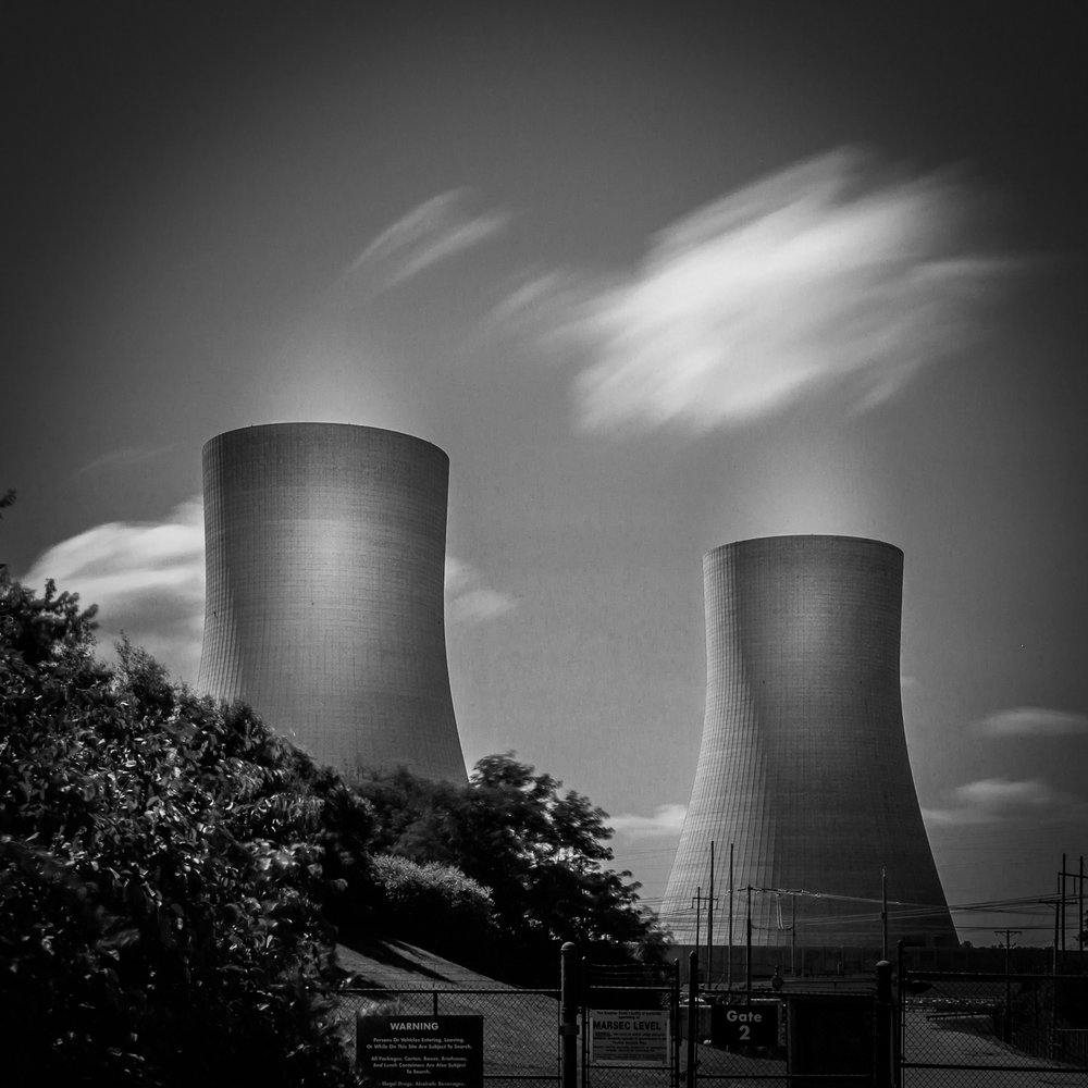 Brayton Cooling Towers