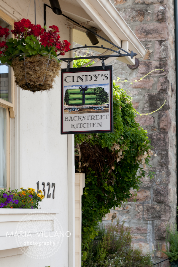 Cindy's Backstreet Kitchen, St. Helena