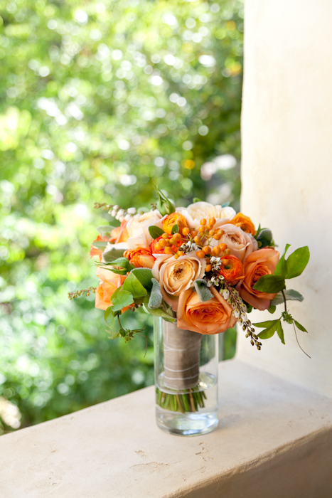 Wedding bouquet by Catherine Scott