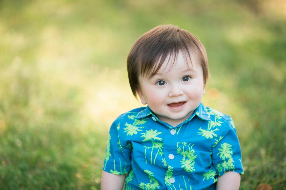 SANTA ROSA BABY PHOTOGRAPHER