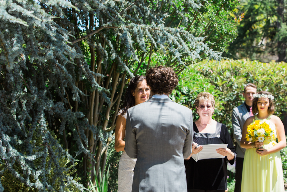 Backyard wedding santa rosa maria villano photography