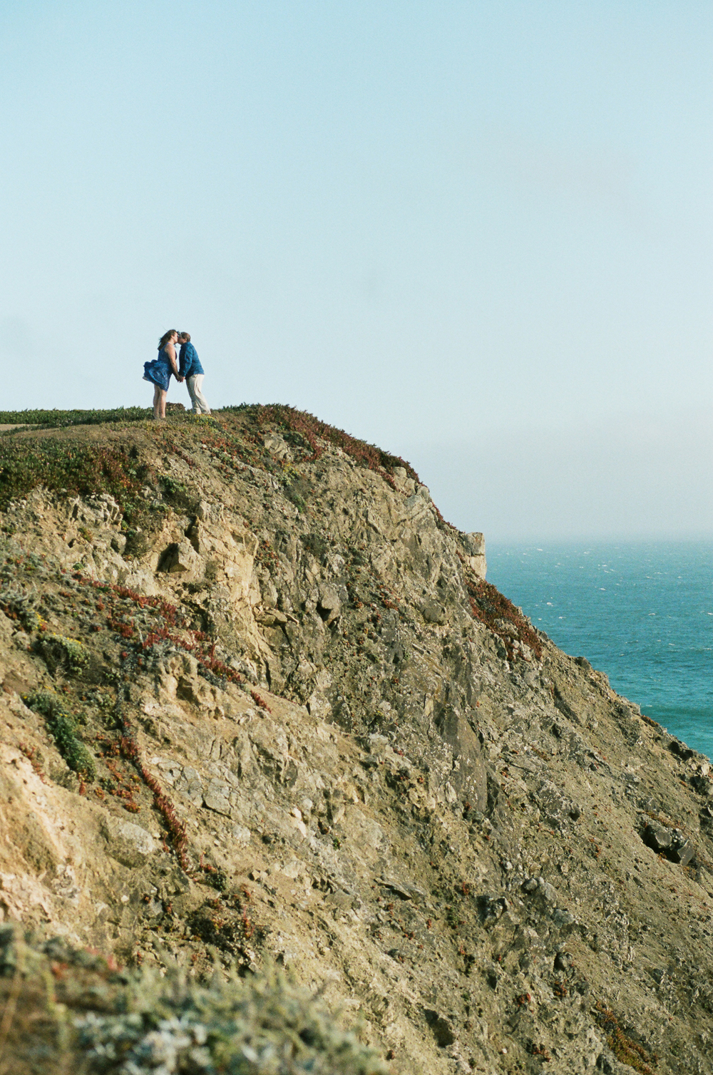 Bodega Head Engagement Session