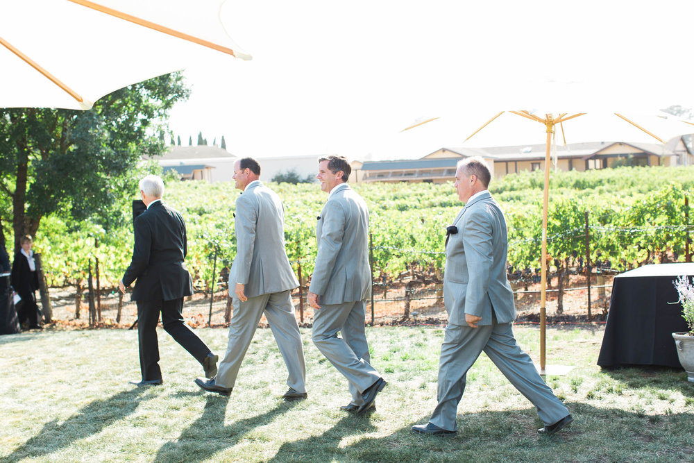 BACKYARD VINEYARD NAPA WEDDING MARIA VILLANO