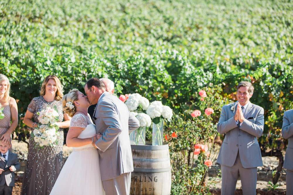 VINEYARD NAPA WEDDING MARIA VILLANO