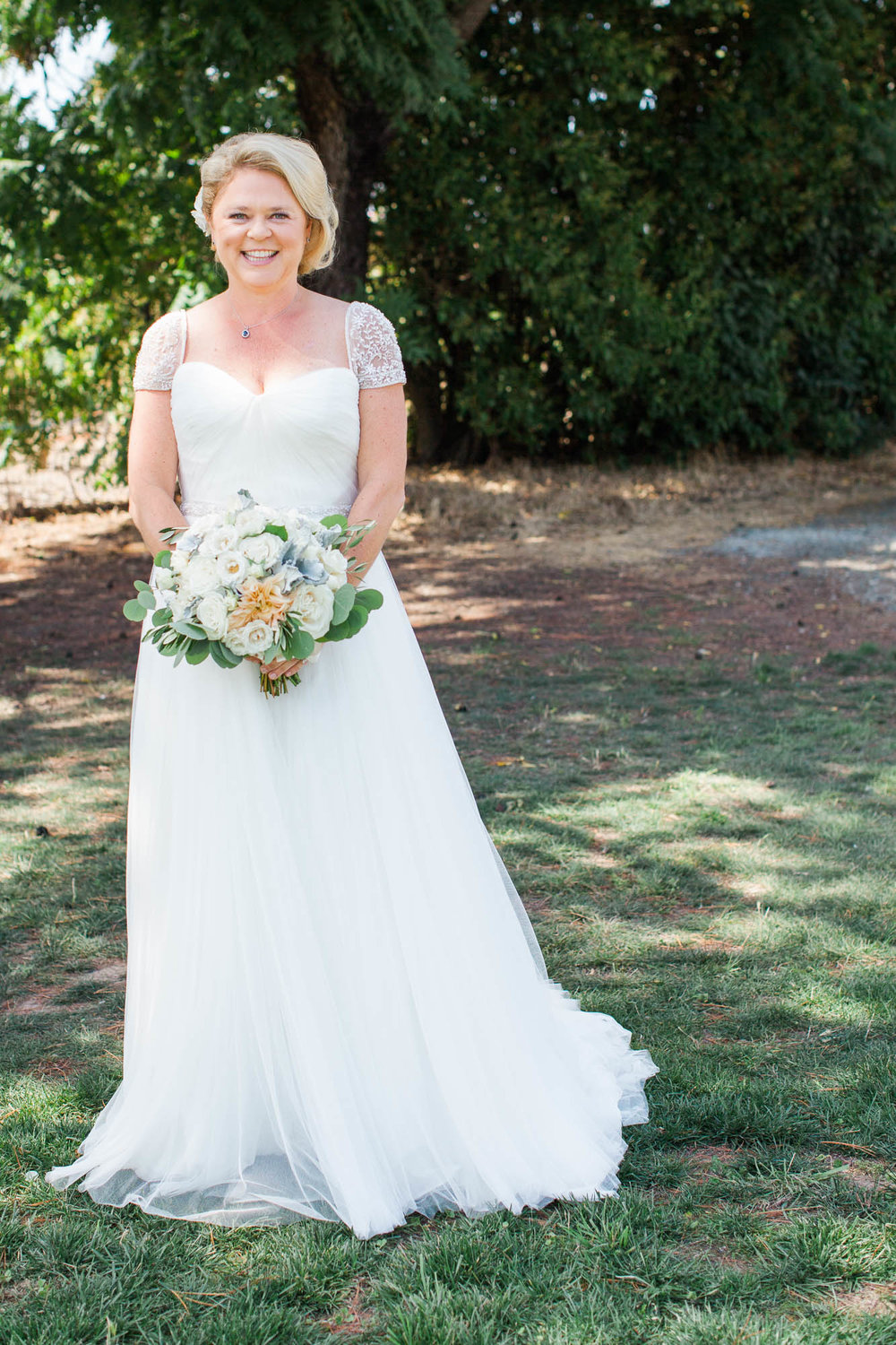 BACKYARD NAPA WEDDING PHOTOGRAPHER MARIA VILLANO