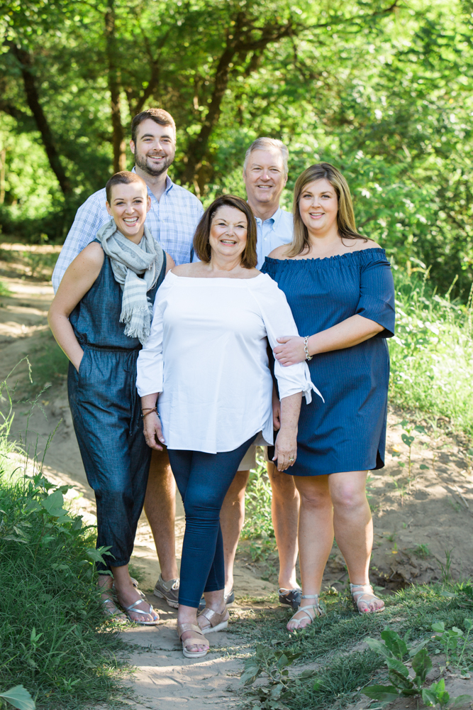 santa rosa extended family session maria villano photography