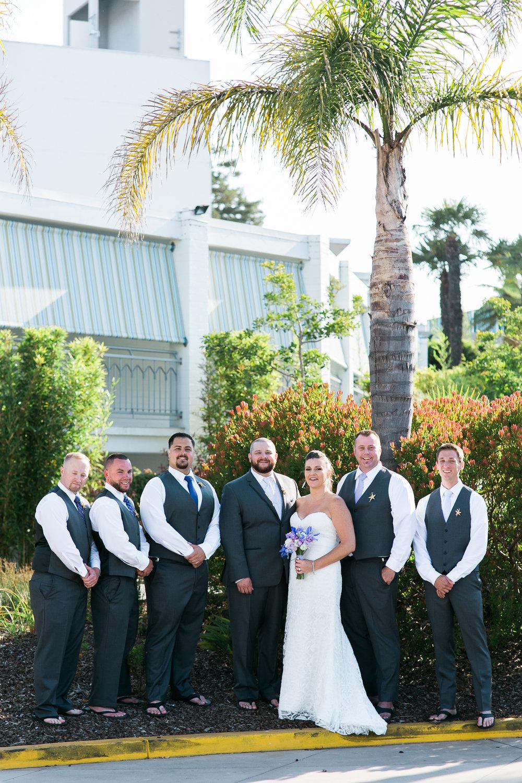 santa cruz dream wedding