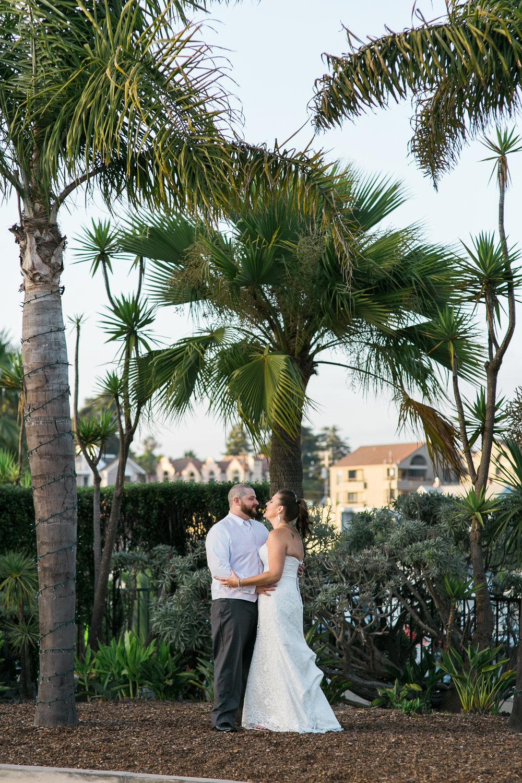 santa cruz, santa cruz wedding, santa cruz dream inn wedding, dream inn wedding, maria villano photography, cowell's beach, cowell's beach wedding