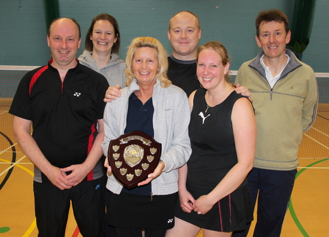Linton, Winners Mixed Handicap 2011-12