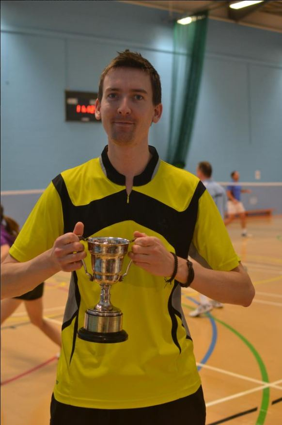 Joe Pickering, Singles winner 2011