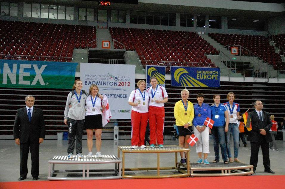 European Masters 2012