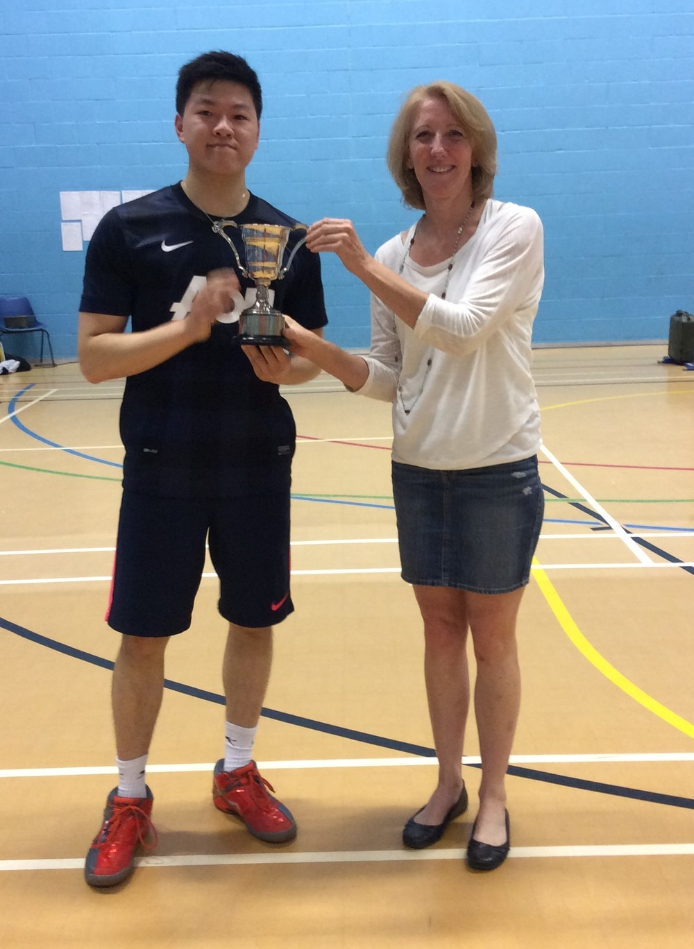 Thomas Li: 2015 Mens Singles Winner