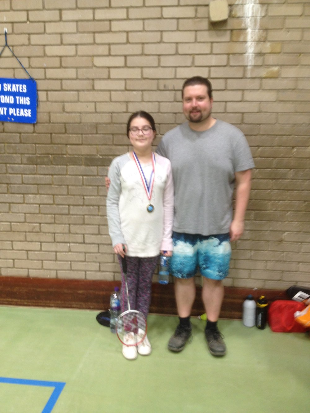 U11 Girls Singles: Poppy Gracey