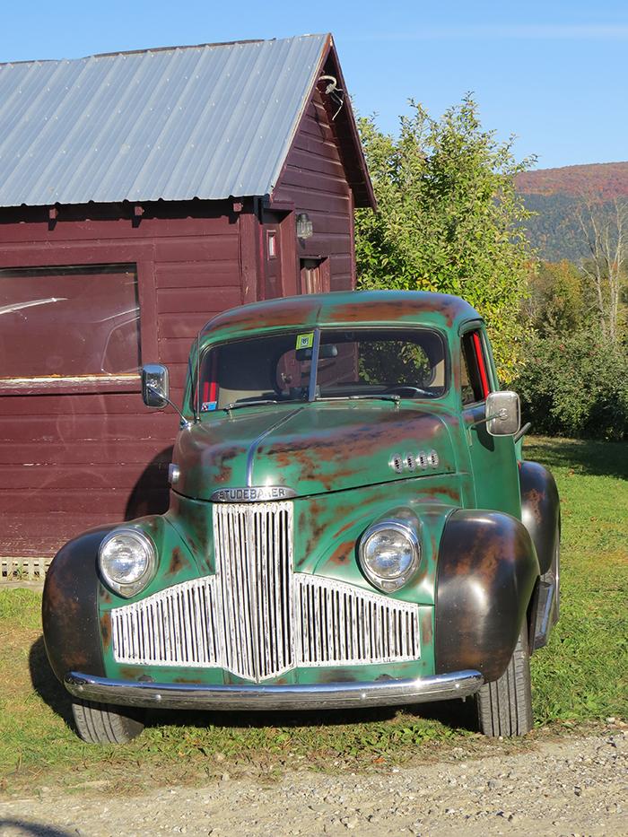 1940s Studebaker truck