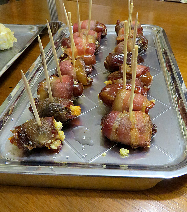 The final Date Devils on Horseback