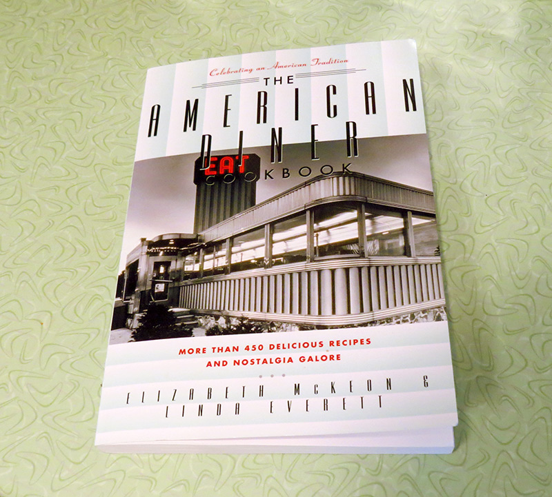 """The American Diner Cookbook"""
