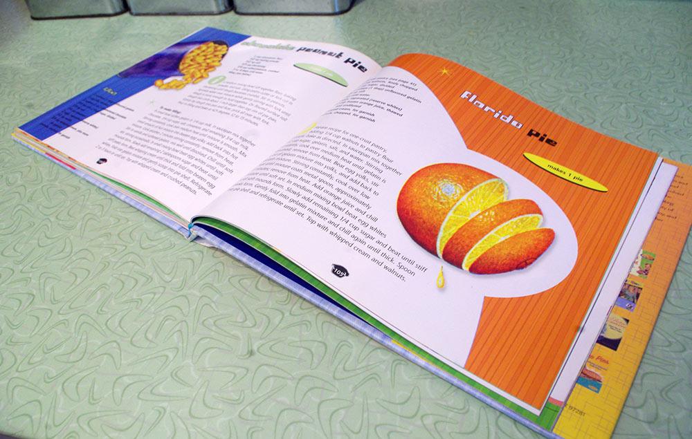 The recipe for florida pie