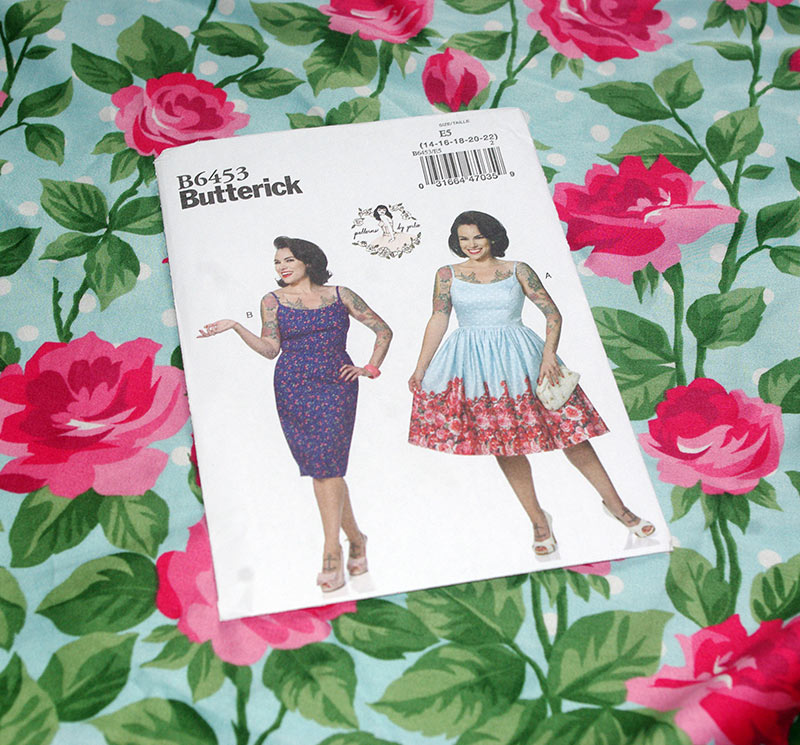 Butterick pattern B6453