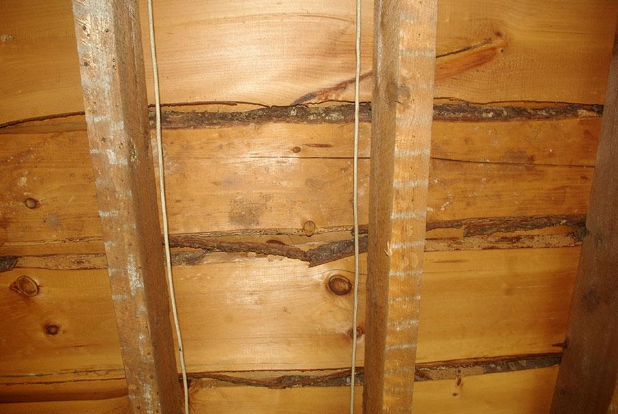 Original Sub-floor