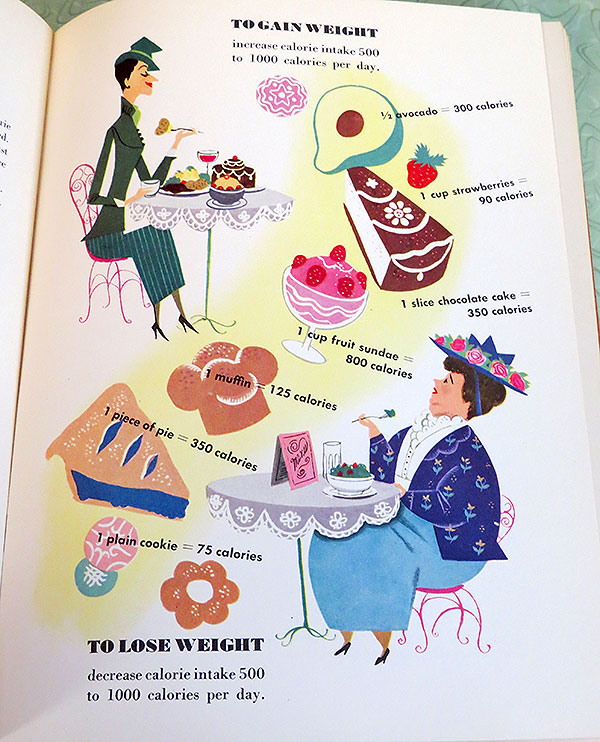 One of the may full-color illustrations throughout the book