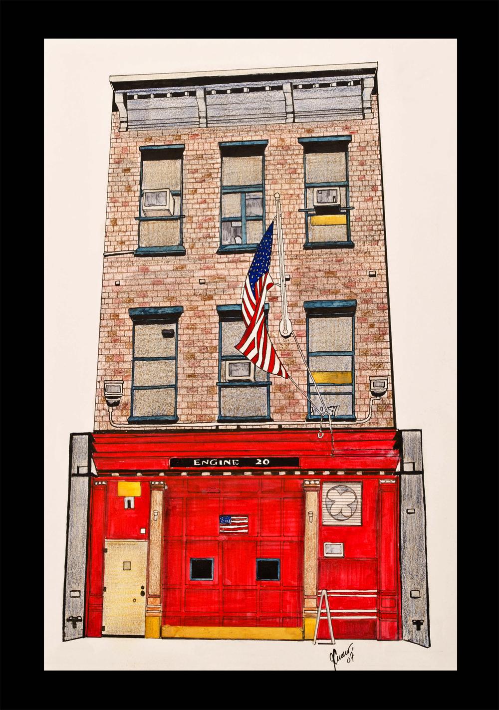 NYFD STATION #20