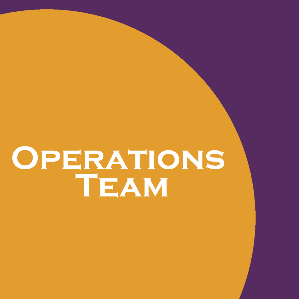 Click here for Operations Team