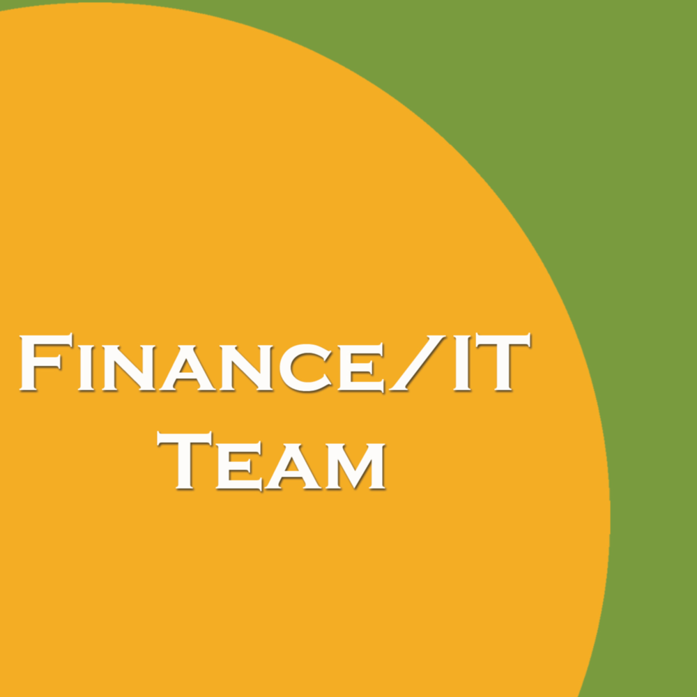 Click here for Finance/IT Team