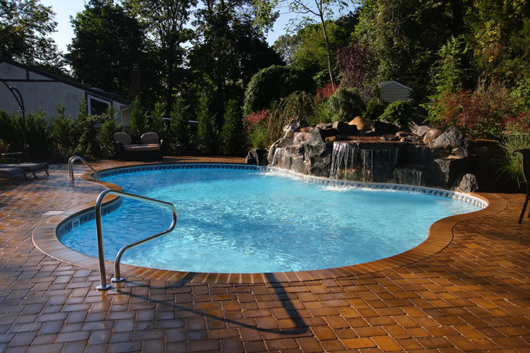 gunite inground pool designs 2 custom gunite inground pools