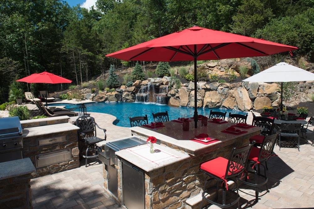 1 pools by design nj custom pools spas