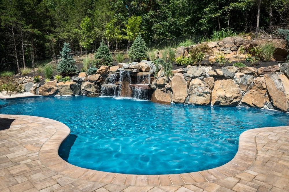 2 pools by design nj custom pools spas