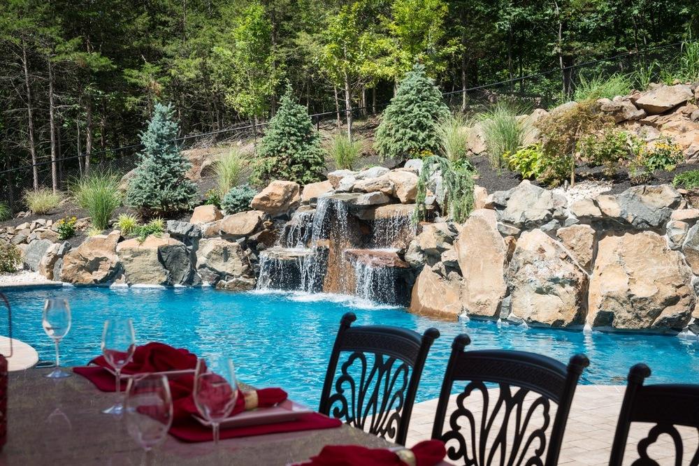 4 pools by design nj custom pools spas