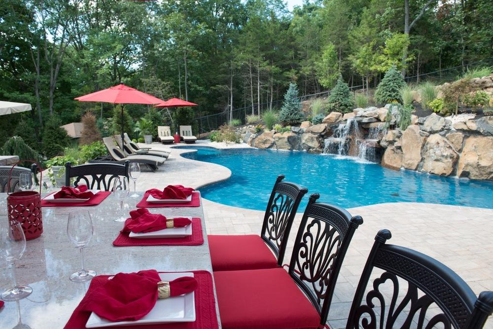 6 pools by design nj custom pools spas
