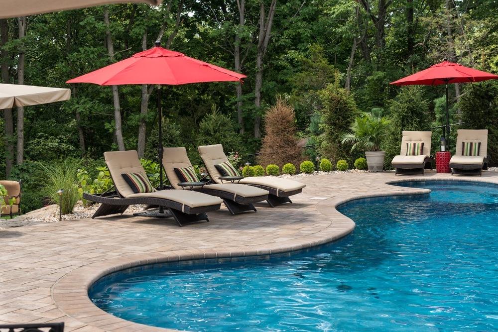 Pool design and construction wayne nj pools by design for Pool design nj