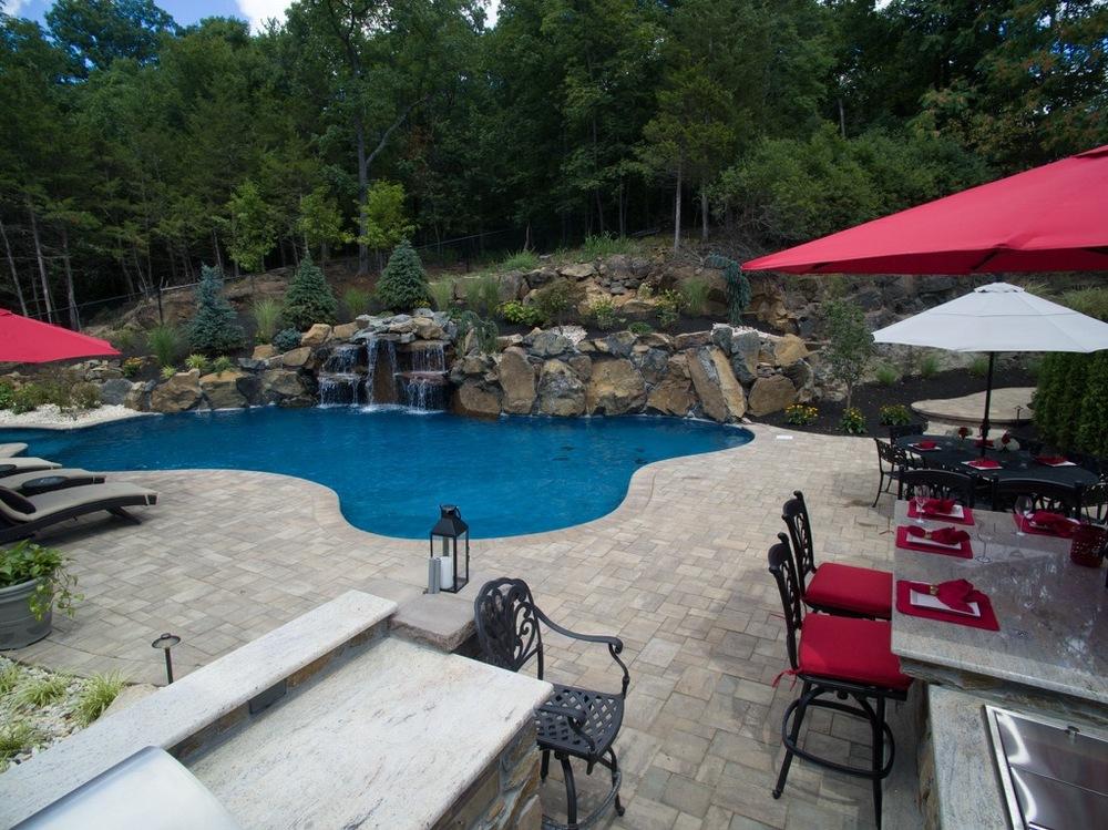 7 pools by design nj custom pools spas
