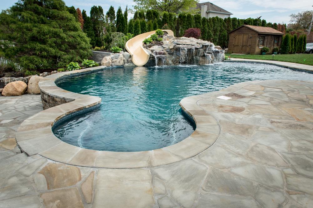 custom gunite pools and spas oceanport nj 4